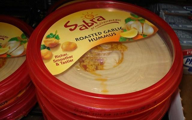 Sabra recalls hummus over listeria concerns