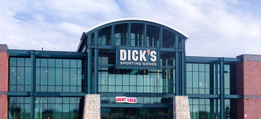 List: Dick's opened nearly 40 new stores in Q3