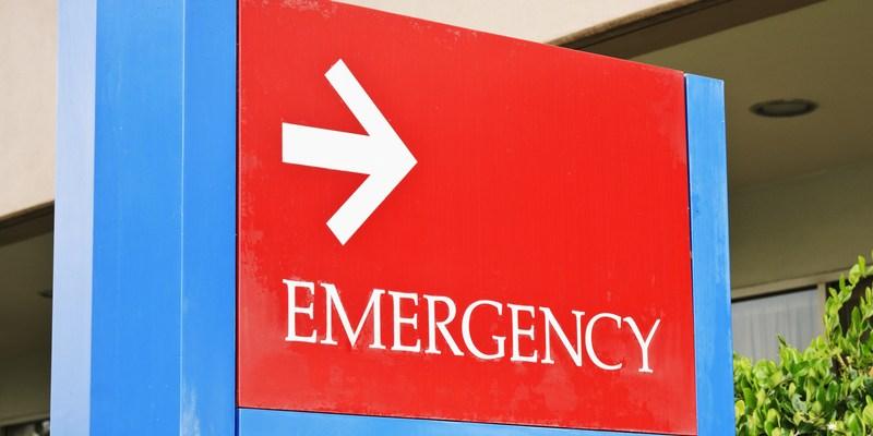 Insurance ad parody highlights ER billing debate