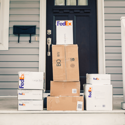 Tips to avoid common holiday hazards, including package theft