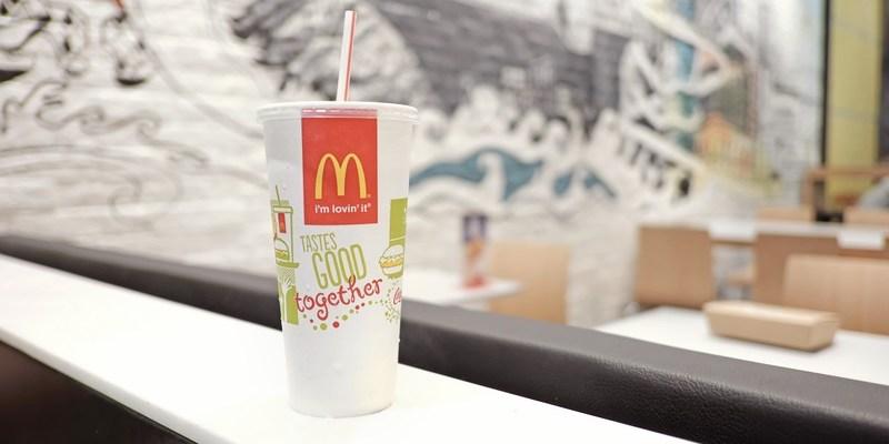 The secret reason why a McDonald's Coke tastes the best