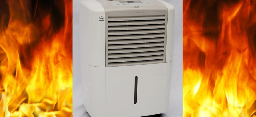 Recall alert: 52 brands of dehumidifiers may catch fire