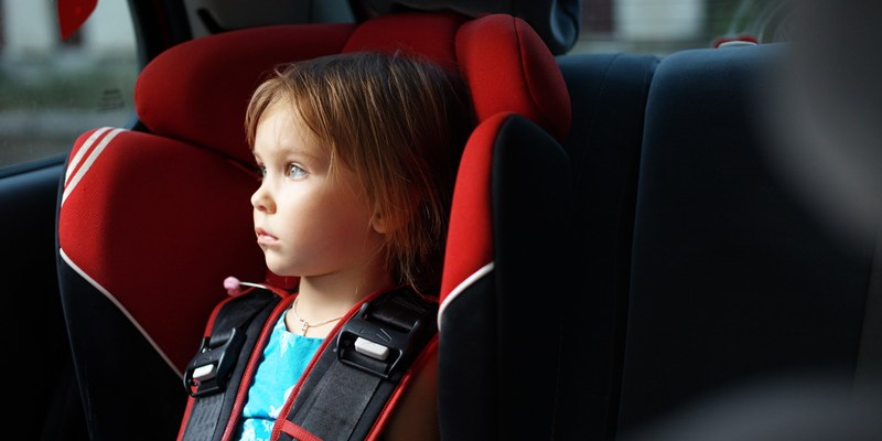 Mom warns other parents after daughter suffered severe injuries from a seat belt