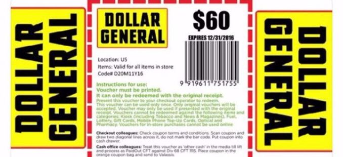 Watch Out For This Dollar General Scam That Is Going Viral Clark Howard