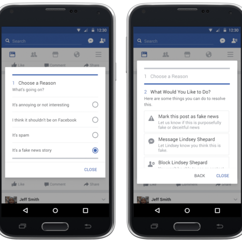 4 ways Facebook will fight back against fake news stories