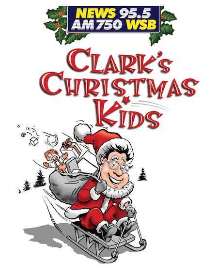 Clark's Christmas Kids Gift Drive 2018