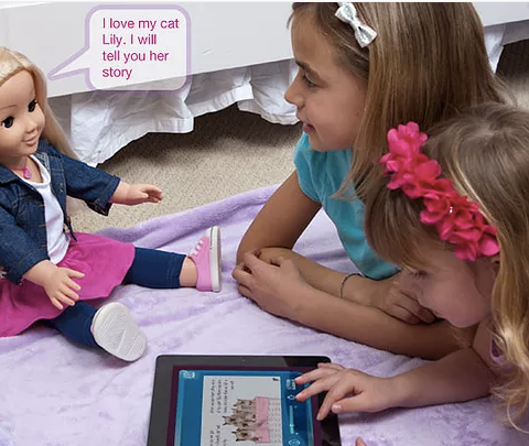 Are your kids' toys threatening their privacy?