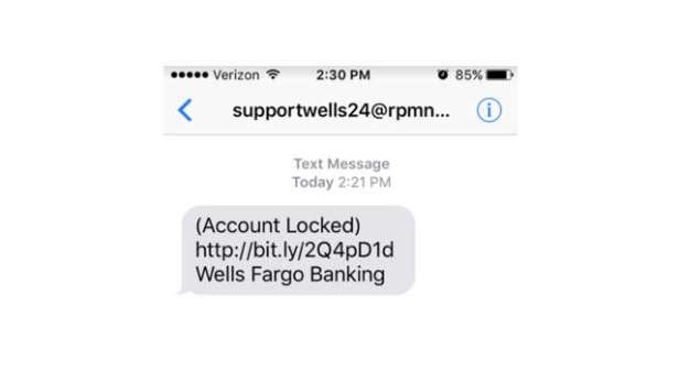 Warning: This text message scam could steal your banking