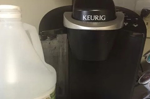 How to deep clean your Keurig (because it's probably full of germs)