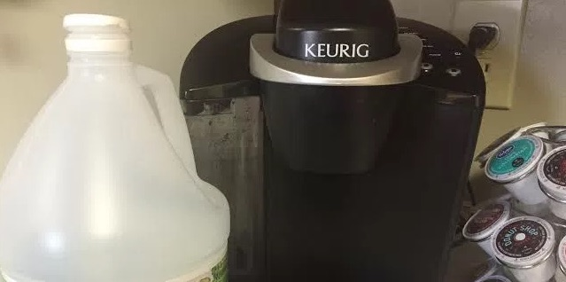 How To Deep Clean Your Keurig Because Its Probably Full Of Germs