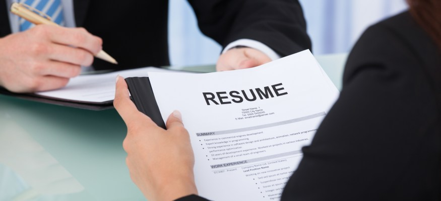 The #1 resume lie that could cost you a new job