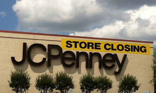 Report: JCPenney will be closing stores in 2017