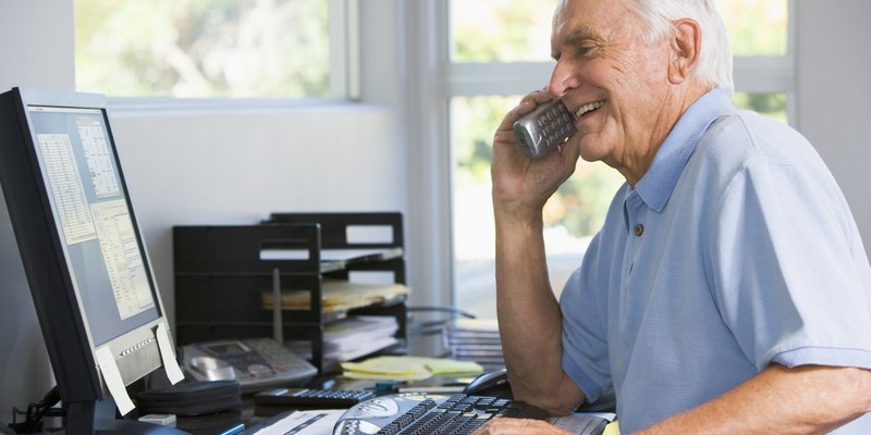 9 great part-time jobs for retirees