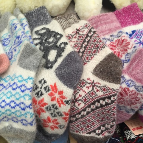 88-year-old man builds knitting machine, donates 10,000 pairs of socks to the homeless