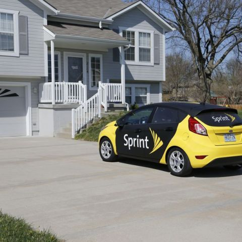 Sprint will no longer make house calls