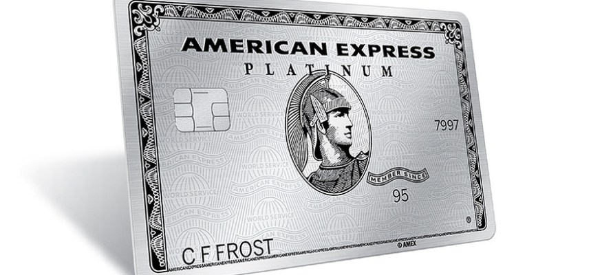 American Express sweetens the rewards for Platinum cardholders