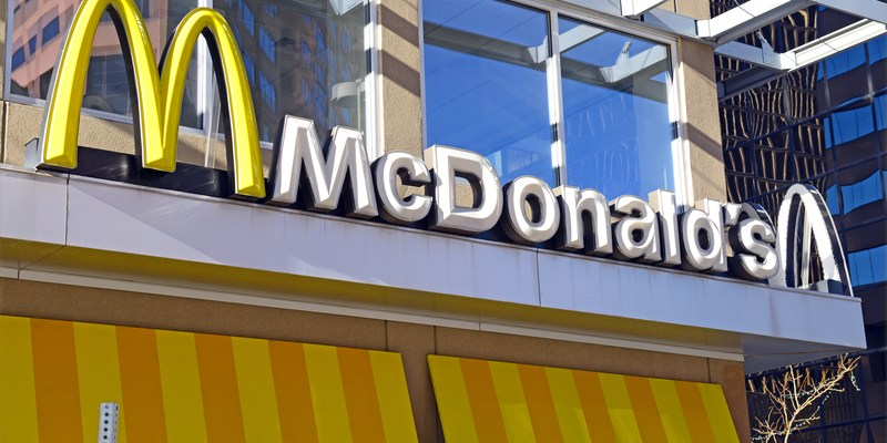 McDonald's looking for growth through delivery, curbside pickup and mobile ordering