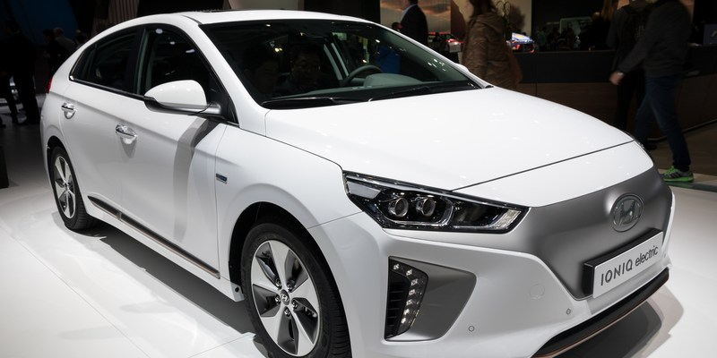 Hyundai's new Ioniq set to be first real competitor to the Toyota Prius
