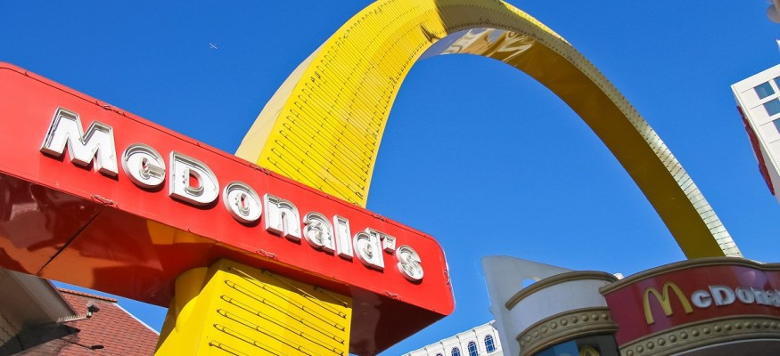 It's back! McDonald's revamps dollar menu with more cheap options