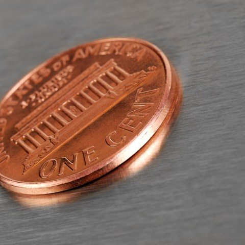 Check your spare change: This rare penny is selling for up to $85,000