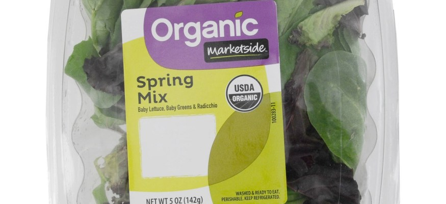 Recall alert: Dead bat found in salad mix sold at Walmart