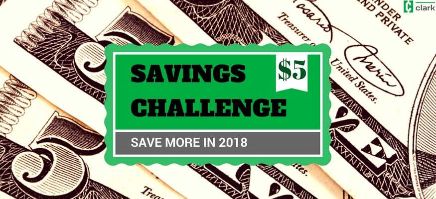 Save thousands in 2018 starting with just one $5 bill