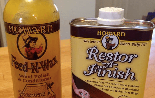 The key to super-easy furniture refinishing