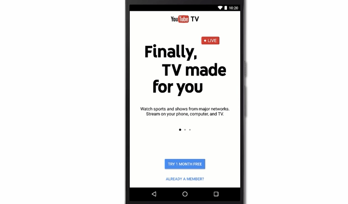 YouTube TV ready to enter 10 more markets
