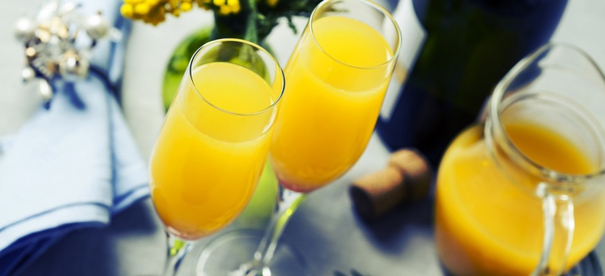 Mother's Day deal: Get a free mimosa at any restaurant or bar this Sunday only