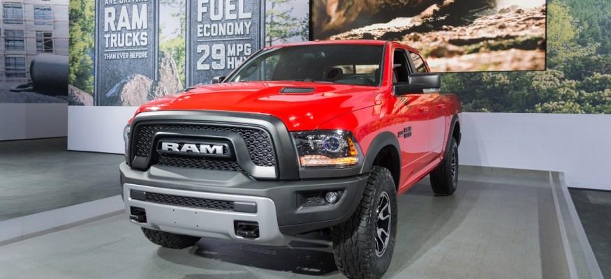 Fiat Chrysler recalls 1 million Ram trucks over fatal flaw