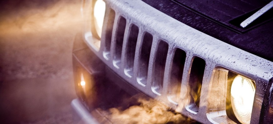 Most SUV headlights earn poor or marginal grades, study finds