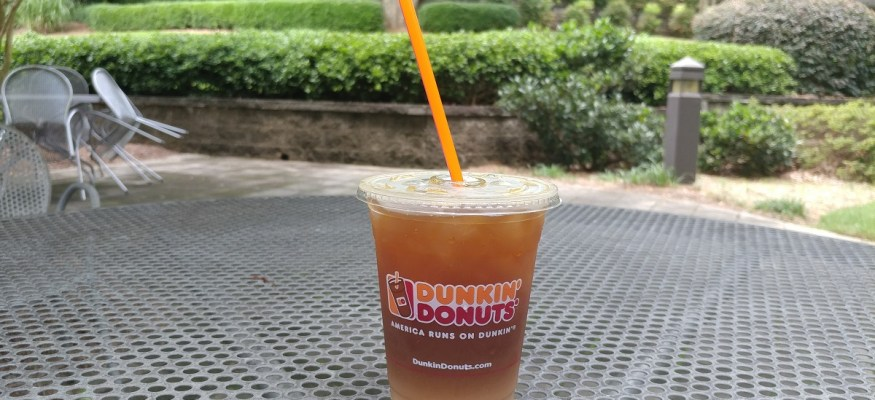 Try this secret tip when ordering a Dunkin' Donuts iced coffee