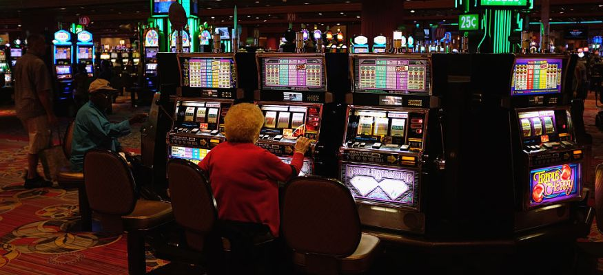 Woman offered steak dinner in lieu of $43 million jackpot sues casino