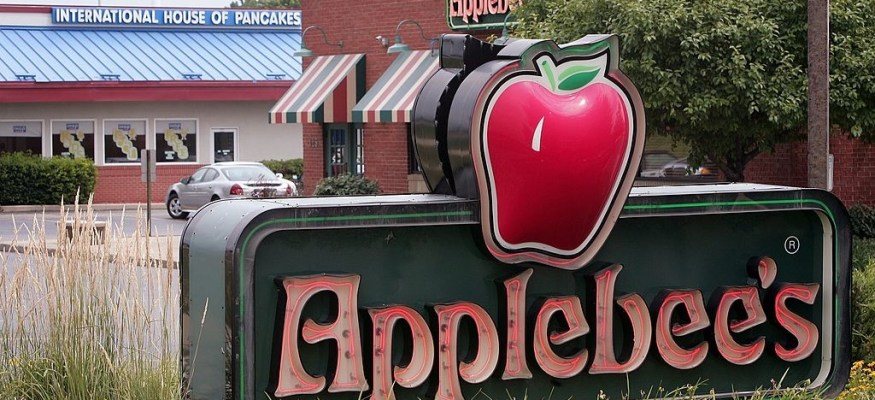 Applebee's just announced a major change to its menu