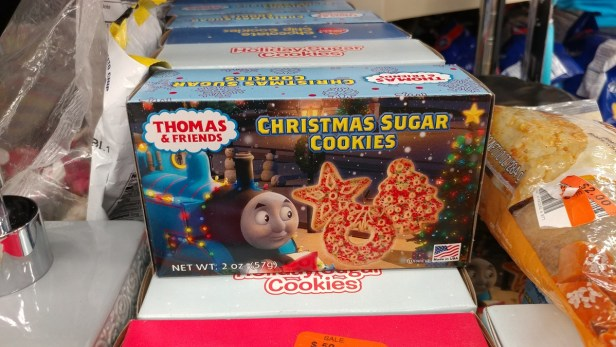 clearance christmas cookies