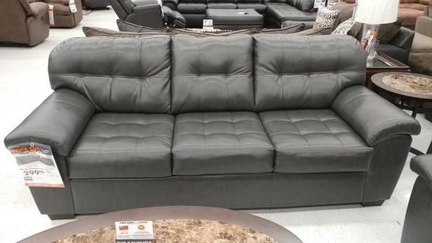 $299 sofa