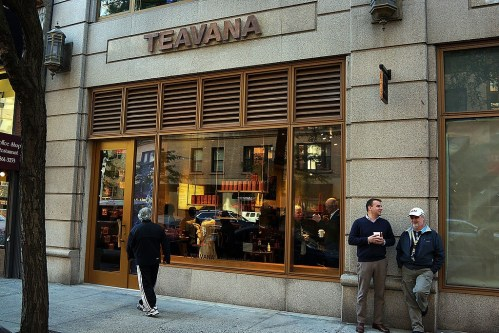 4f86b566baf Starbucks is closing every single one of its Teavana retail stores after a  strategic review of the business.
