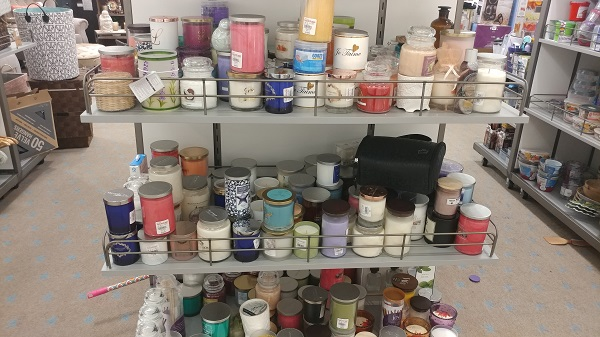 Macy's Backstage candles