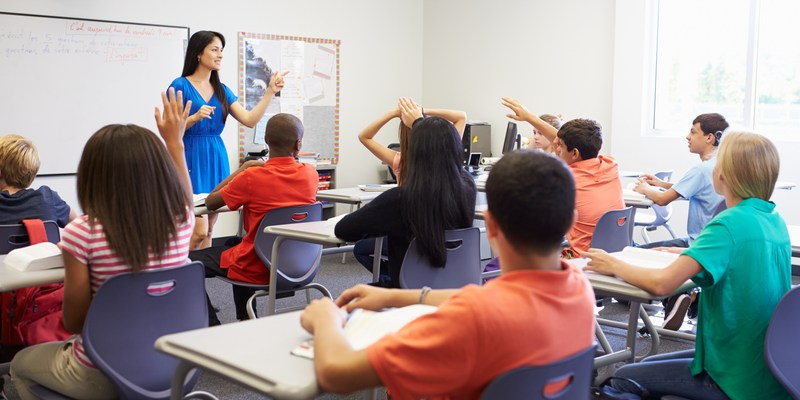 The best and worst states for teacher salaries