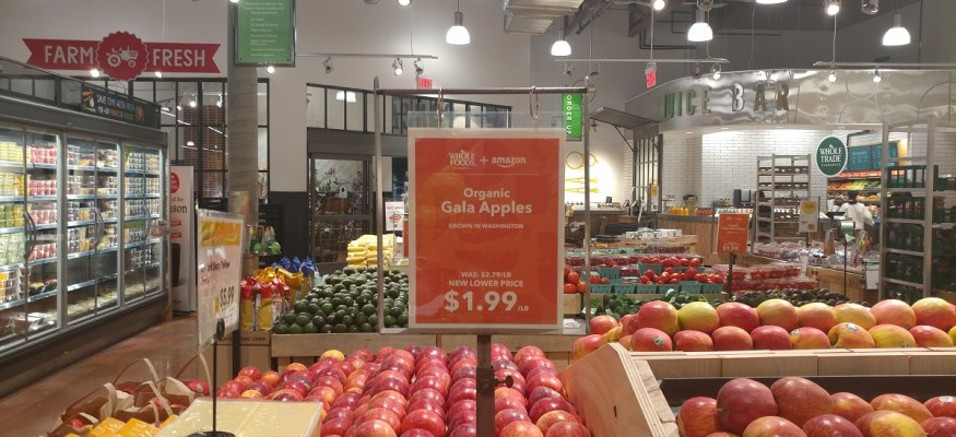 10 things that are cheaper at Whole Foods today, thanks to Amazon