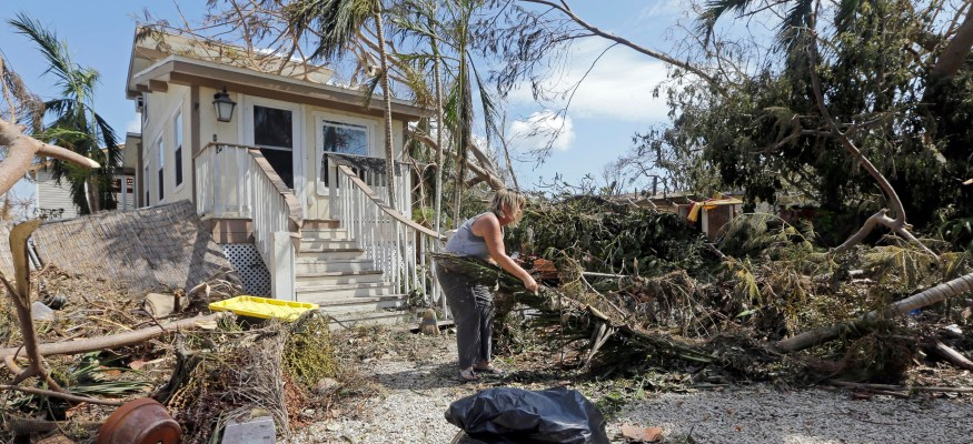 Hurricane Irma: How to recover lost wages after the storm