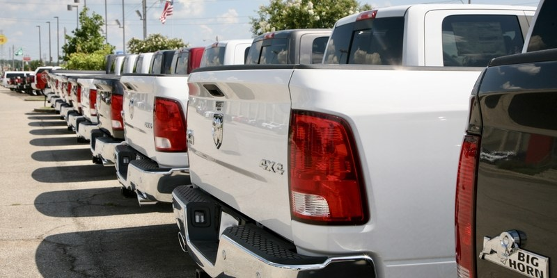More than 440,000 Dodge Ram trucks recalled due to fire hazard
