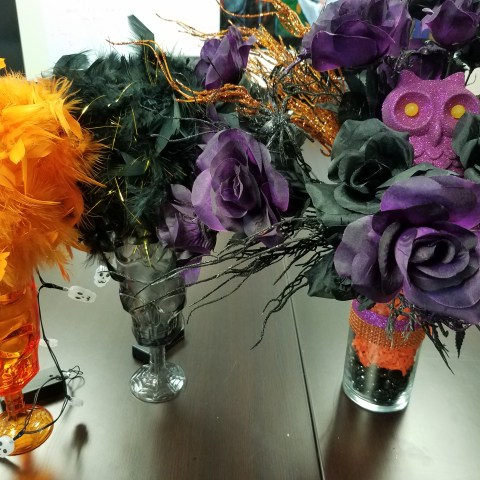 DIY dollar store Halloween decorating made easy!