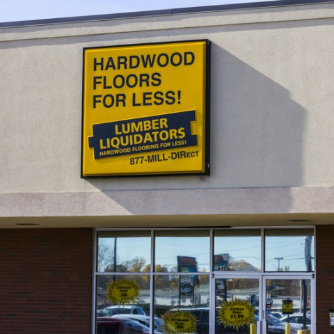 Lumber Liquidators to pay $36M to settle lawsuits over toxic flooring