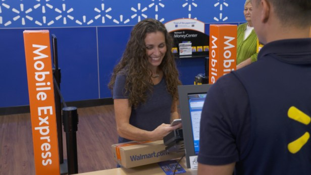 Walmart Mobile Express
