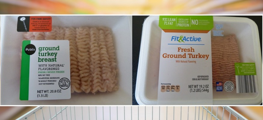 Recall alert: Ground turkey sold at Publix and Aldi may contain metal shavings