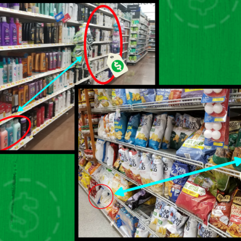 This retail secret may trick right-handed shoppers into spending more money