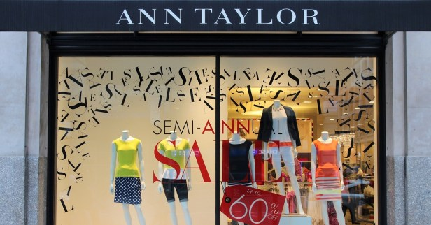 Ann Taylor closing stores in 2018