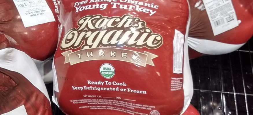 Whole Foods slashes prices on Thanksgiving favorites