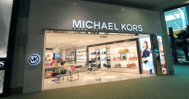Michael Kors closing stores in 2018